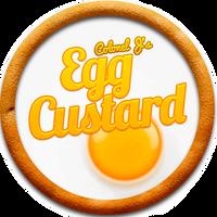 Egg Custard Tart by Echilon