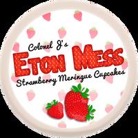 Eton Mess Cupcakes by Echilon