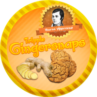 Tripple Gingersnaps by Echilon