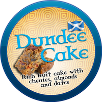 Dundee Cake by Echilon