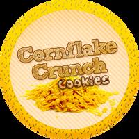 Cornflake Crunch Cookies by Echilon