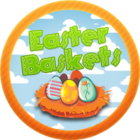 Easter Basket Cupcakes by Echilon