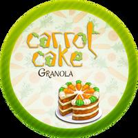 Carrot Cake Granola by Echilon