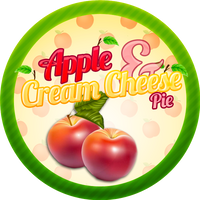 Apple and Cream Cheese Pie by Echilon