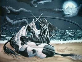 Moonlight by SilverFlameWanderer
