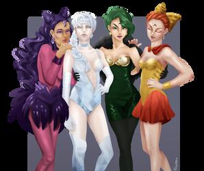black moon sisters by pirastro
