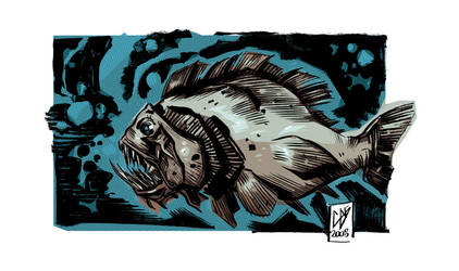 PESCE D'APRILE by GigiCave