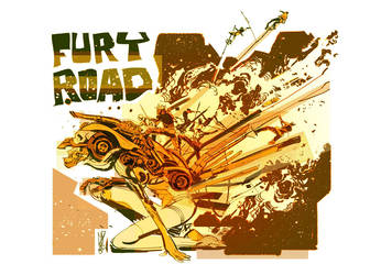 FURY ROAD by GigiCave