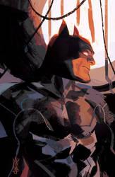the batman by GigiCave