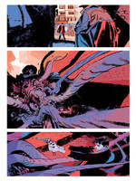 Dylan Dog MATER DOLOROSA page 16 by GigiCave