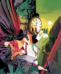DYLAN DOG 365 Cover by GigiCave