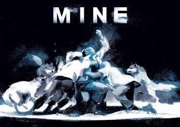 MINE card by GigiCave