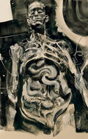 Frankenstein Monster by GigiCave