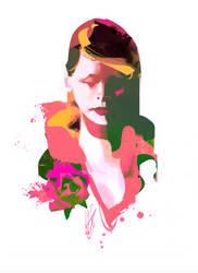 una ragazza by GigiCave