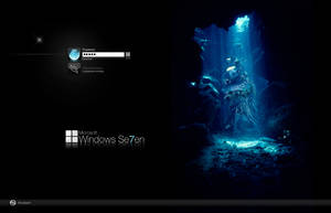 Windows Seven Logon by Youness-toulouse