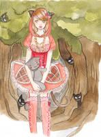 Lolita'n'forest by xxxKei87xxx