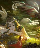 Clear Fairy by fangogogo