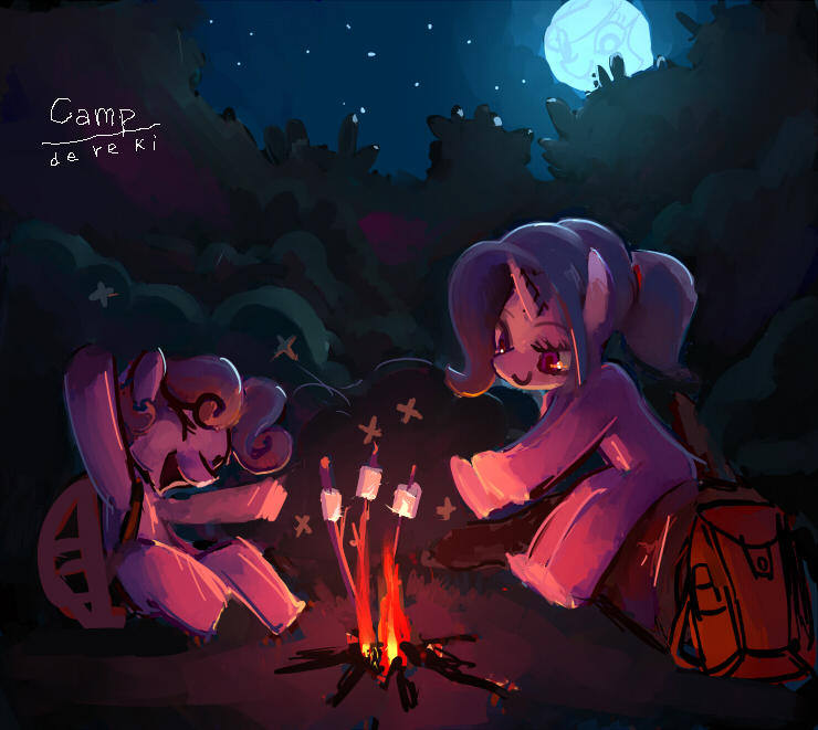 camp by derekireba