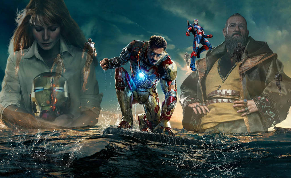 Iron Man Wallpaper 34447: Iron Man 3 Wallpaper By Transformersfan482 On DeviantArt