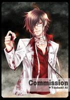 ::COMMISSION::Tsubaki-Ai by SUKIBLOG