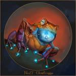 Specimens: Glowfrogge by juliedillon