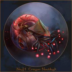 Specimens: Crimson Nautilusk by juliedillon