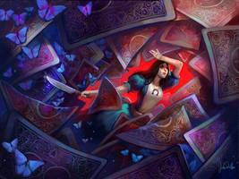Alice by juliedillon