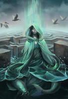 Pisces - Llewellyn Worldwide by juliedillon