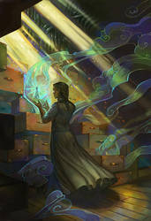 Ministry of Changes by juliedillon