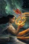 The Magic Banquet by juliedillon