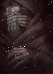 Month of Fear: Secrets by juliedillon