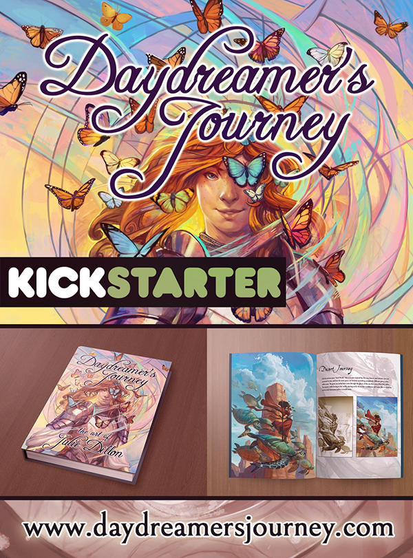 Butterfly Woman Cover Advert2a by juliedillon