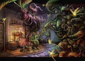 The Dreamcatcher by juliedillon