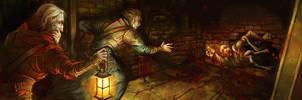 Escape from Meenlock Prison by juliedillon