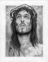 Jesus of Nazareth by powerman5thousand