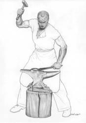 Blacksmith 2 by powerman5thousand