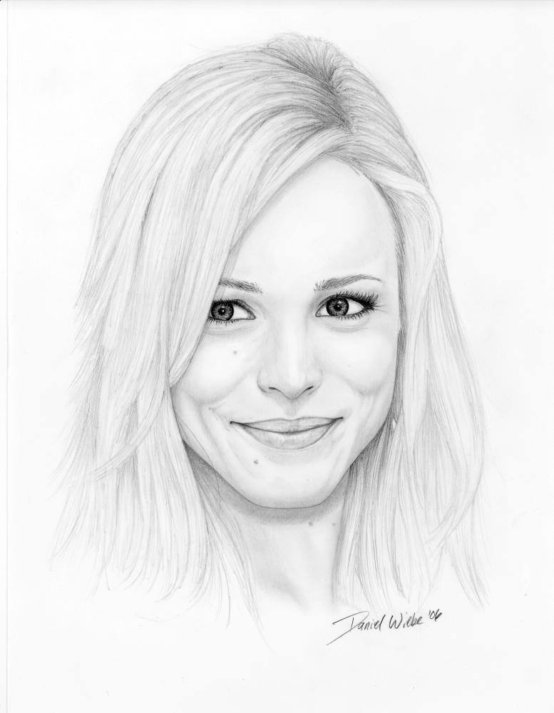 Rachel Mcadams by powerman5thousand