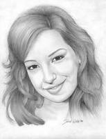 Vanessa Lengies by powerman5thousand