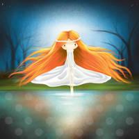 Night's Fiery Fairy by Nephie8