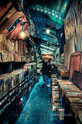 'Knowledge' alley... by bencor