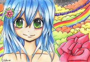 *+*+~ RAINBOW ~*+*+* by Schuypuh