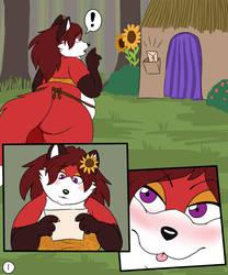 Squishy Snuggles - Page 1 by PudgeyRedFox
