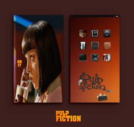 Pulp Fiction by Ovinaso