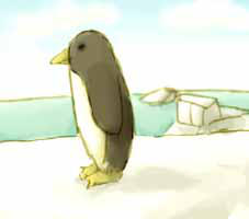 penguin by pigmhall