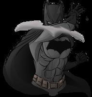 Batman - Batman v Superman by evanattard