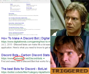 Han Solo TRIGGERED! by Articuno32