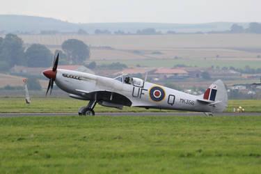 Spitfire by james147741