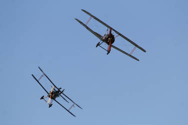 Great War Fighters by james147741