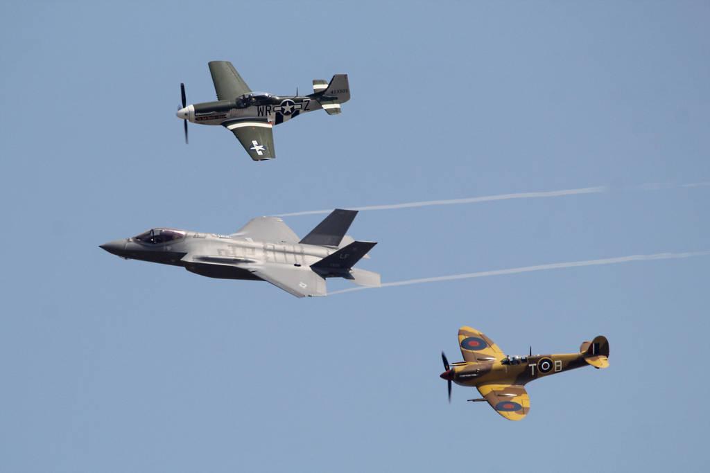Heritage Flight by james147741