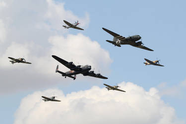 Trenchard Formation by james147741